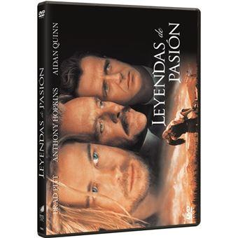 Leyendas de pasión - DVD Ed Horizontal
