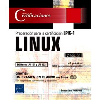 LINUX, preparacion para la certificacion LPIC-1