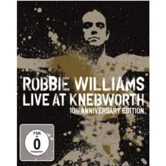 Live At Knebworth 10th Anniversary (Formato Blu-Ray)