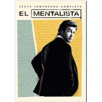 El mentalista - Temporada 6 - DVD