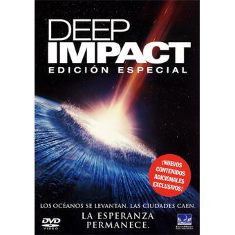 Deep Impact (Edición especial) - DVD