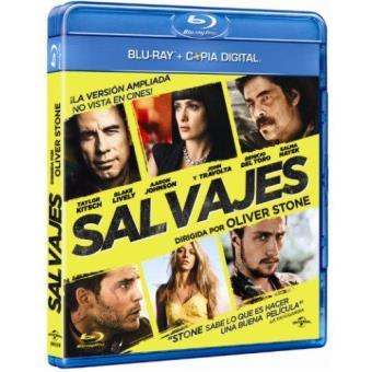 Salvajes - Blu-Ray