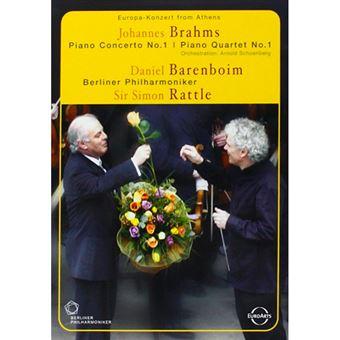 Brahms - Piano Concerto No. 1 - DVD