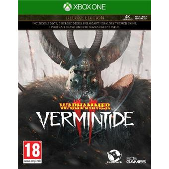 Warhammer: Vermintide 2  - Ed Deluxe - Xbox One