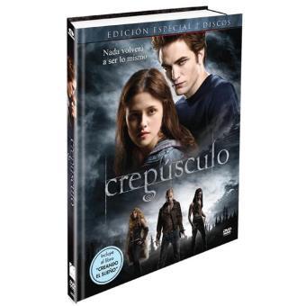 Crepúsculo (Ed. Especial) - DVD