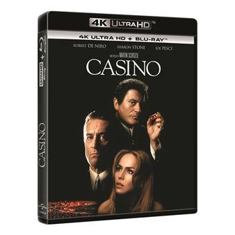 Casino - UHD + Blu-Ray