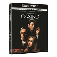 Casino - UHD + Blu-Ray