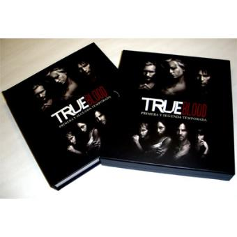 Pack True Blood (Temporadas 1 y 2) (DVD-Libro) - Exclusiva Fnac - DVD