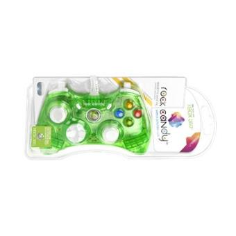 Mando PDP Cable Candy Verde Xbox 360