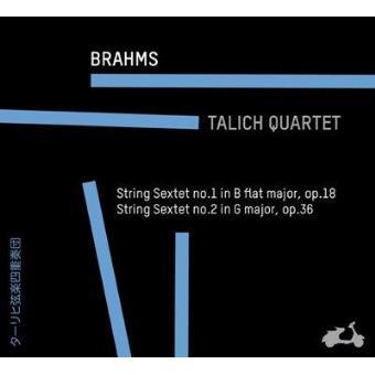 Brahms:String Sextets No.18&36