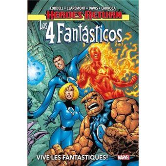 Los 4 Fantásticos 1. Vive La Fantastique!