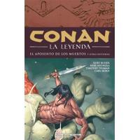 Conan, la leyenda 4