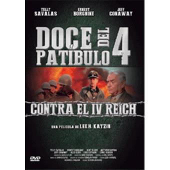 Doce del patíbulo 4: Misión fatal - DVD