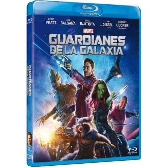 Guardianes de la Galaxia - Blu-Ray