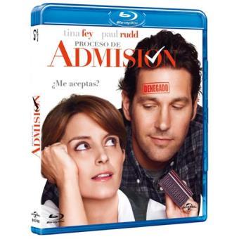Proceso de admisión - Blu-Ray