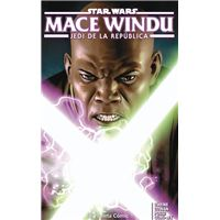 Star Wars Mace Windu (tomo)