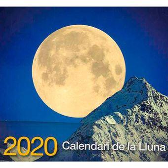 Calendari 2020 de la Lluna
