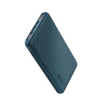 Powerbank Trust Primo Ultra-thin 10000 mAh Azul