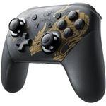 Mando Pro Controller Edición Monster Hunter Rise Nintendo Switch