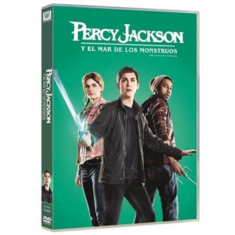 Percy Jackson y el mar de los monstruos - DVD