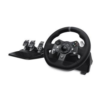 Volante Logitech G920 Driving Force PC, Xbox One/S/X