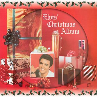 Elvis' Christmas Album - Vinilo