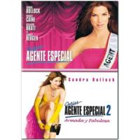 Pack Miss Agente especial 1 y 2 - DVD