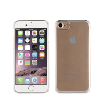 Pack carcasa + cristal templado MCA para iPhone 7