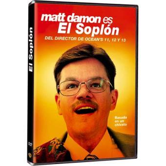 El soplón - DVD