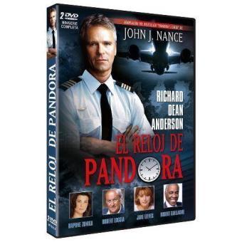 El reloj de Pandora  Miniserie - DVD