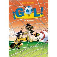 Gol 39: ¡Al ataque!