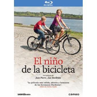 El niño de la bicicleta - Blu-Ray