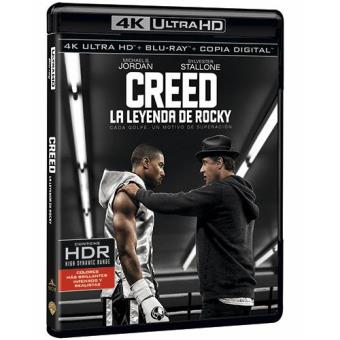 Cre Ed La leyenda de Rocky - UHD + Blu-Ray