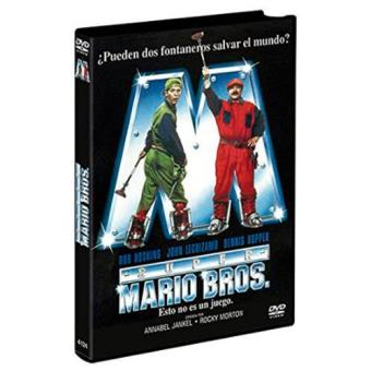 Super Mario Bros - DVD