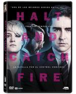 Halt and Catch Fire  Temporada 1 - DVD