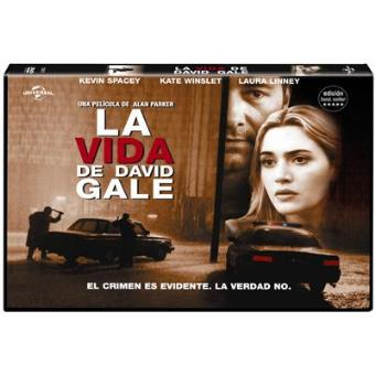 La vida de David Gale - DVD Ed Horizontal