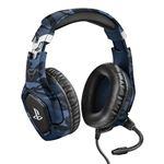 Auriculares GXT 488 Forze Azul PS4