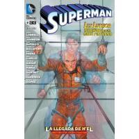 Superman. La llegada de H'el 2. Nuevo Universo DC