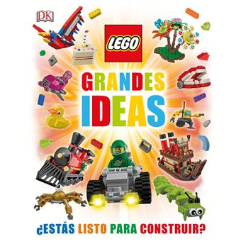LEGO. Grandes ideas