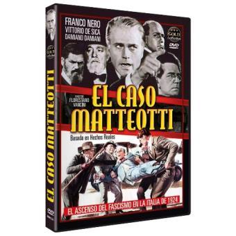 El Caso Matteotti - DVD