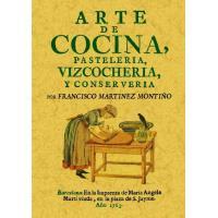 Arte de cocina, pastelería, vizcoch