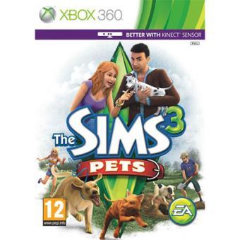Los Sims 3: ¡Vaya Fauna! Limitada Xbox 360