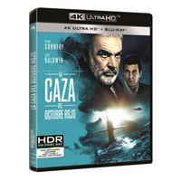 La caza del Octubre Rojo - UHD + Blu-Ray