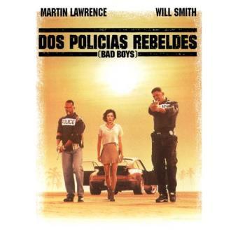 Dos polícias rebeldes - DVD