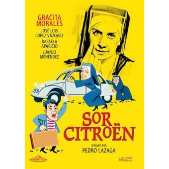 Sor Citroën - DVD