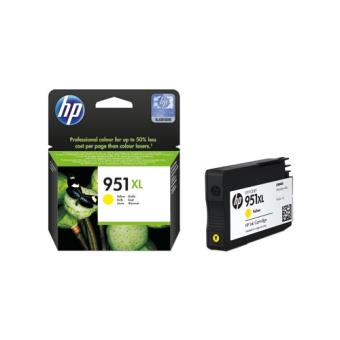 HP 951XL Tinta amarilla