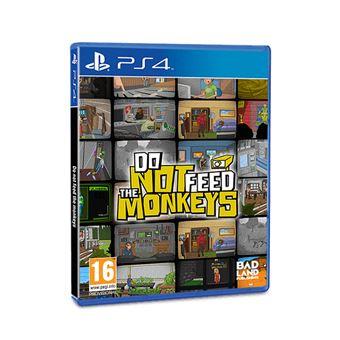 Do Not Feed the Monkeys PS4