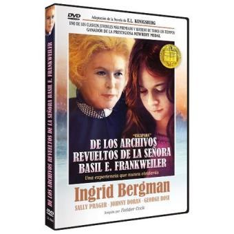 De los archivos revueltos de la señora Basil E. Frankweiler (From the Mixed-Up Files of Mrs. Basil E. Frankweiler) - DVD