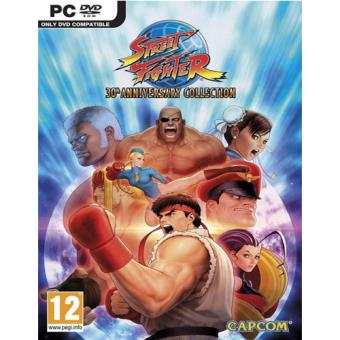 Street Fighter 30th Anniversary Collection - PC