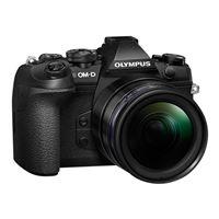 Cámara EVIL Olympus OM-D E-M1 Mark II + 12 - 40 mm pro negro